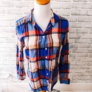 J.Crew | perfect fit flannel